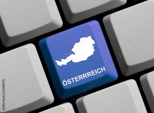 Alle Informationen über Österreich im Internet