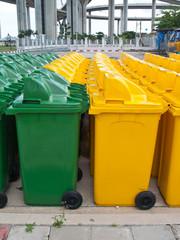 Usable bin