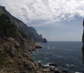 Aya cape panorama