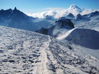 Glacier Blanche