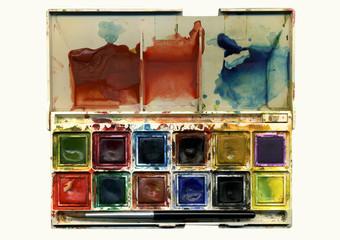 Travel Paintbox