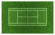 Tennis grass court - 25656361