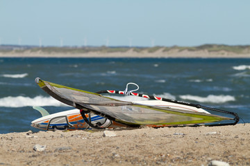 Windsurfen in Klitmöller