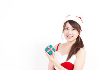 クリスマスプレゼント, 女性