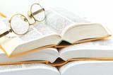 Fototapete Wörterbuch - Words - Buch