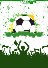 Soccer Background 2