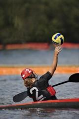Edmonton, Alberta, Canada; Canoe Polo World Championship
