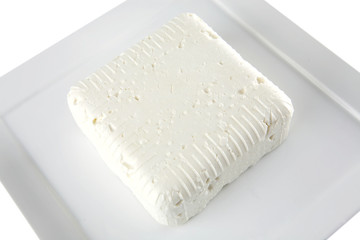 light white feta cheese