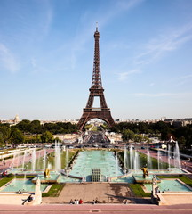 Tour Eiffel panorama