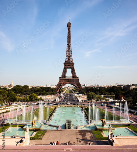 Tour Eiffel panorama