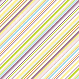 Bright bias pinstripe pattern