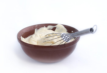 Whipped Mayonnaise
