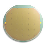 Silicon wafer, isolated poster