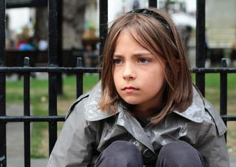 enfant solitaire