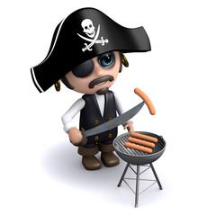Pirate bbq