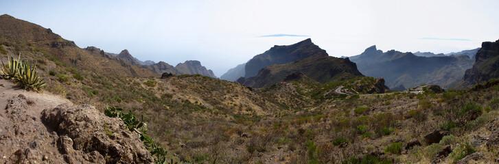 Panorámica de Tenerife