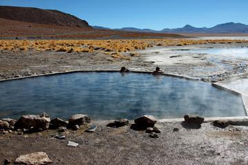 sorgenti termali in bolivia
