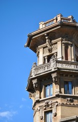 Palazzo in stile liberty