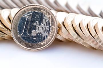 Pièces de monnaie d'euro