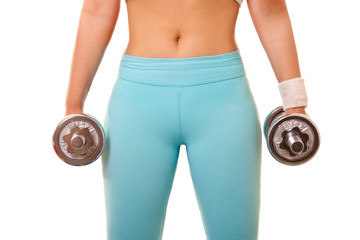 fit body and weights