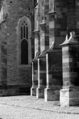 Bratislava - st. Martins gothic cathedral