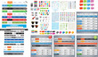 The complete collection of Designers toolkit series