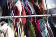 vêtements à vendre recycler donner troquer réutiliser