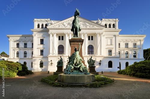 Rathaus Hamburg-Altona