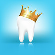 Tooth In Crown - 25714584