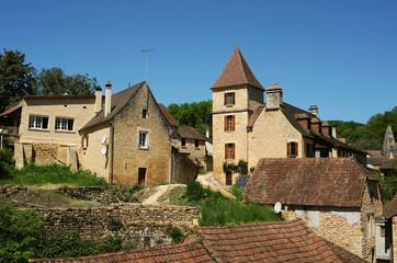 Mediterranean facades of France