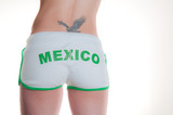 Mexican Bottom poster
