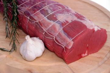 Carne rossa magra