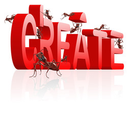 create realize innovate creation