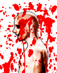 Psychotic With Blood