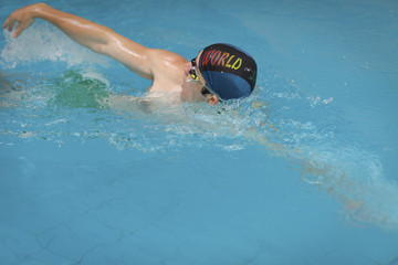 Swimming (Breast Stroke)
