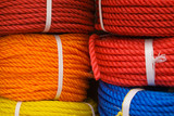 Colorful ropes for sale in Deira, Dubai, United Arab Emirates