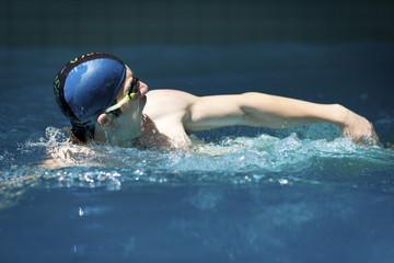 Swimming (Breast Stroke)