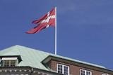 DENMARK_DANNBORG HOST ON DEFENCE MINISTRY poster