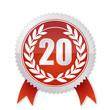 20 Lorbeerkanz
