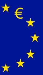 euro zeichen europa