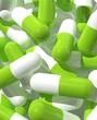 capsules green