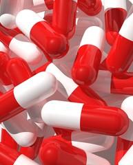 capsules red