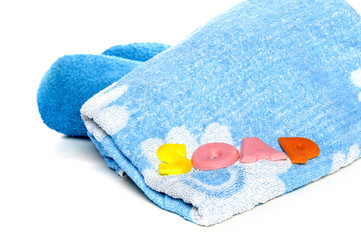 soap an towels