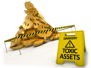 Toxic assets concept