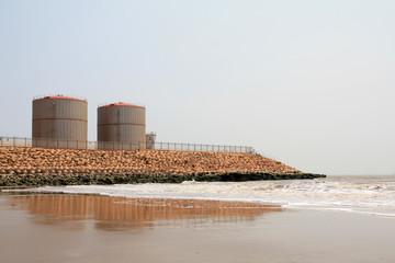 caofeidian oil terminal