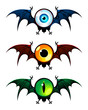 Flying eyes from nightmare