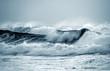 Leinwanddruck Bild - Indian ocean