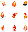 Fire icons - 2