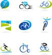 символы зимних олимпийских видов спорта