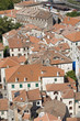 Houses in Kotor (vertical).